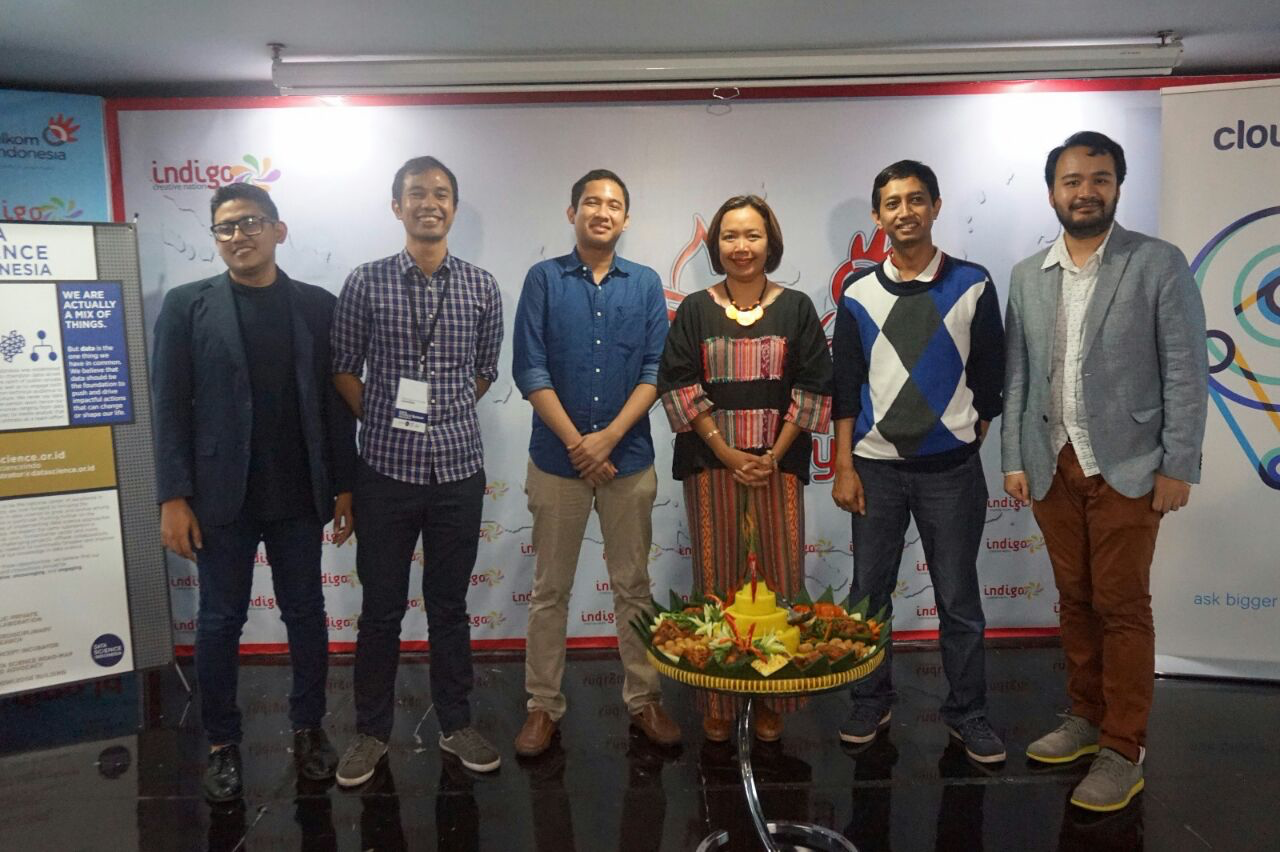 Data Science Indonesia Bootcamp Launch