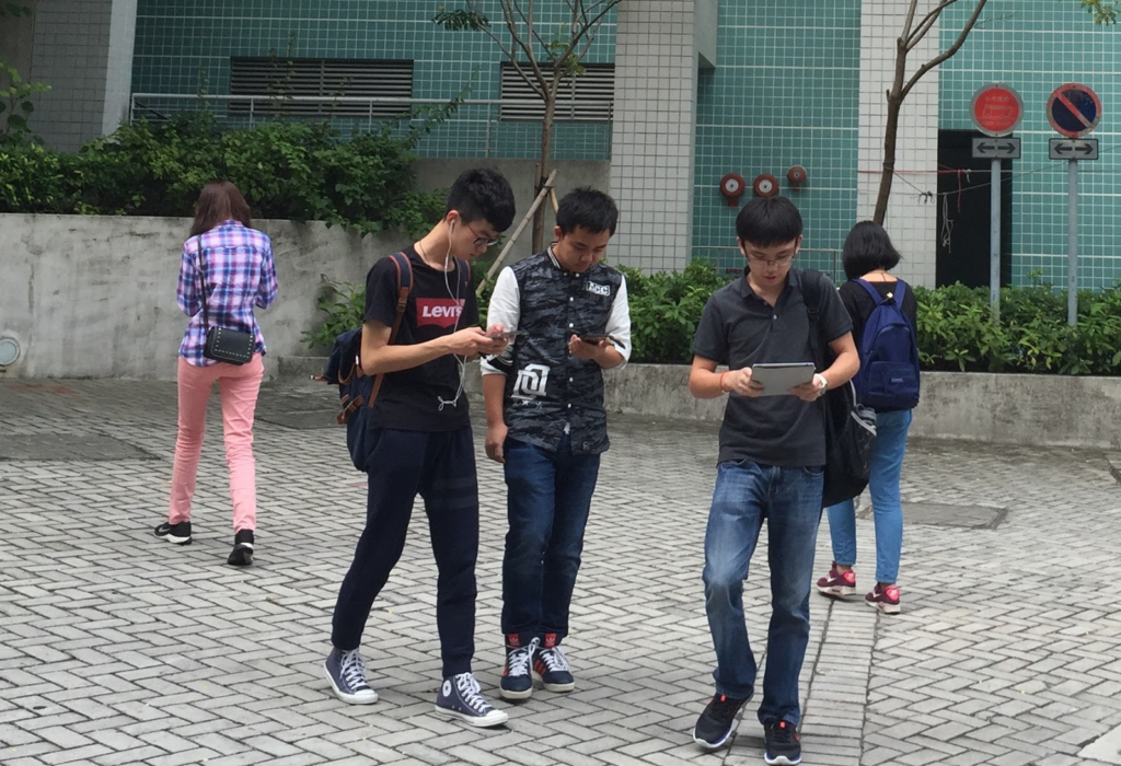 Smartphone Zombies: From the US to Asia
