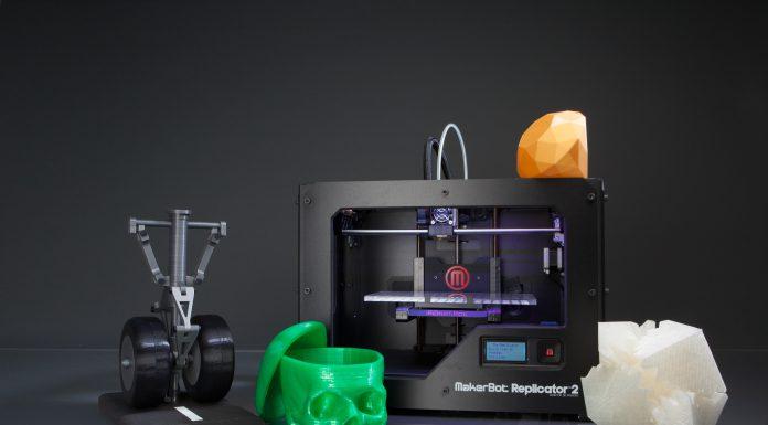 Makerbot Industries - Replicator 2 - 3D-printer